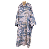 TOOLS HOODED ROBE KIDS
