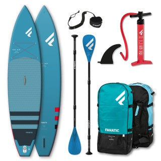 FANATIC RAY AIR PURE SUP PACKAGE 2021