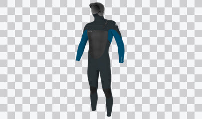O'NEILL MENS EPIC HOODED 6/5/4MM WETSUIT 2020/21
