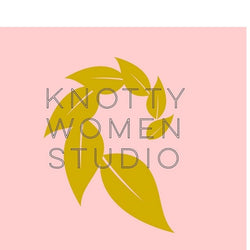 knotty women studio logo
