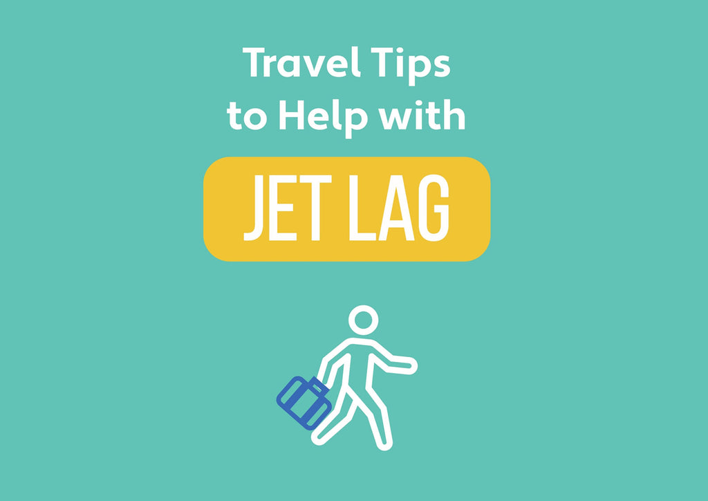 TRAVEL TIPS TO HELP WITH JET LAG