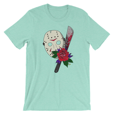 Jason Voorhees Unisex T-Shirt - T-Shirt - Ink Apparel
