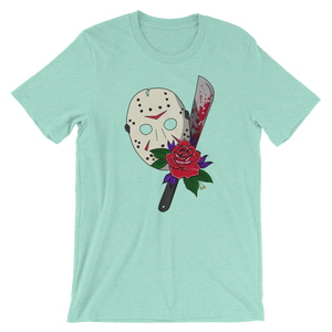 Jason Voorhees Unisex T-Shirt - Ink Apparel Company
