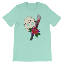 Load image into Gallery viewer, Jason Voorhees Unisex T-Shirt - Ink Apparel Company