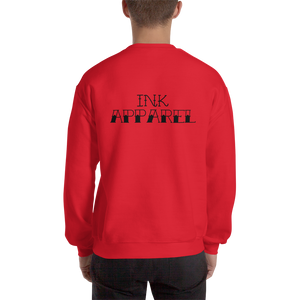 Skull and Dagger Sweatshirt (Black Font) - Jumper - Ink Apparel
