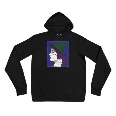 The Witch Unisex hoodie -  - Ink Apparel