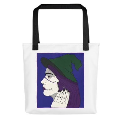 The Witch Tote bag - Ink Apparel Company