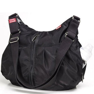 Babymel - Amanda zipper black