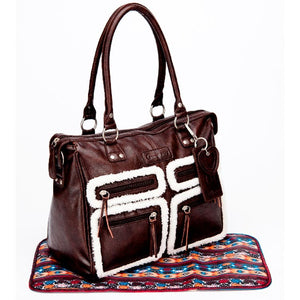 Little Company - Black Label Totem Shoulder Bag Luiertas