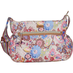 Oilily - Shoulder Baby Bag Sand - Luiertas
