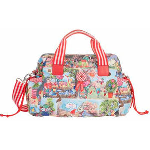 Oilily - Utility Bag Fairy Blue
