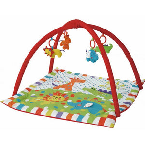 K-nuffel - Playground Red Arches Speelgym