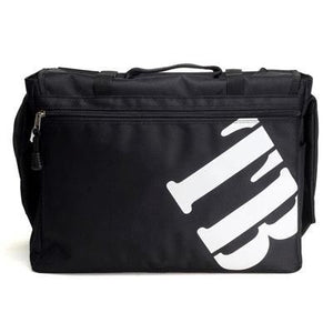 Tribal Baby - Kids Messenger Bag Black White
