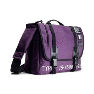 Tribal Baby - Kids Messenger Bag Purple