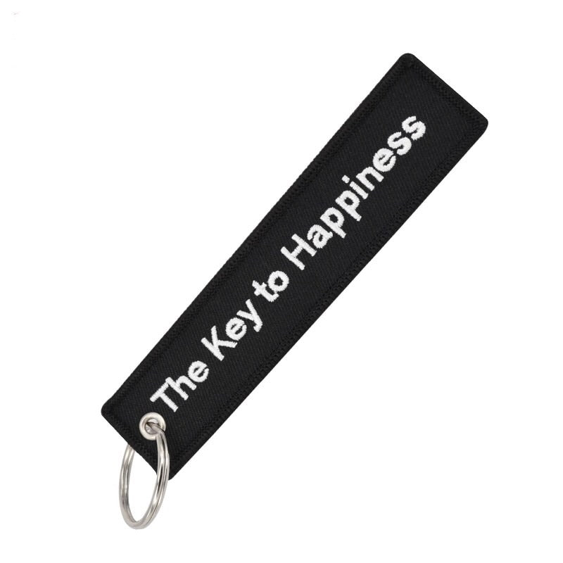 The Key to Hapiness