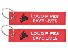 Porte-clé - Loud Pipes Save Lives