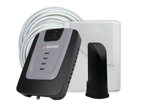 4G LTE Signal Booster - Improve Reliability and Speeds