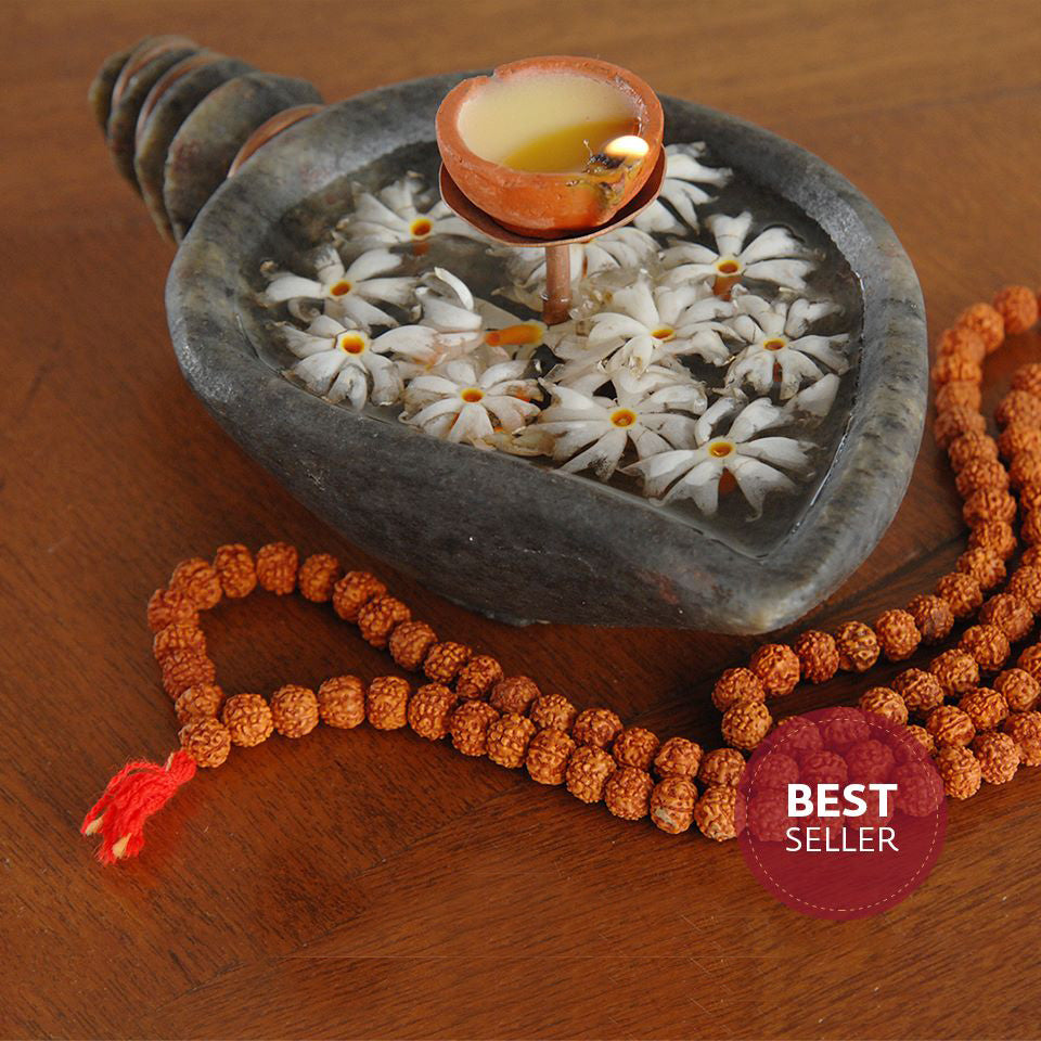 What is Rudraksha?