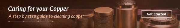 Copper cleansing instructions
