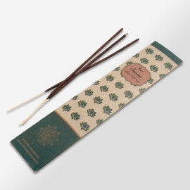 Organic Incense Jasmine, 10 Sticks