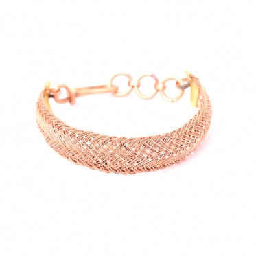 Naga Copper Bracelet