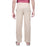 Men Cotton Draw string Pant - Beige