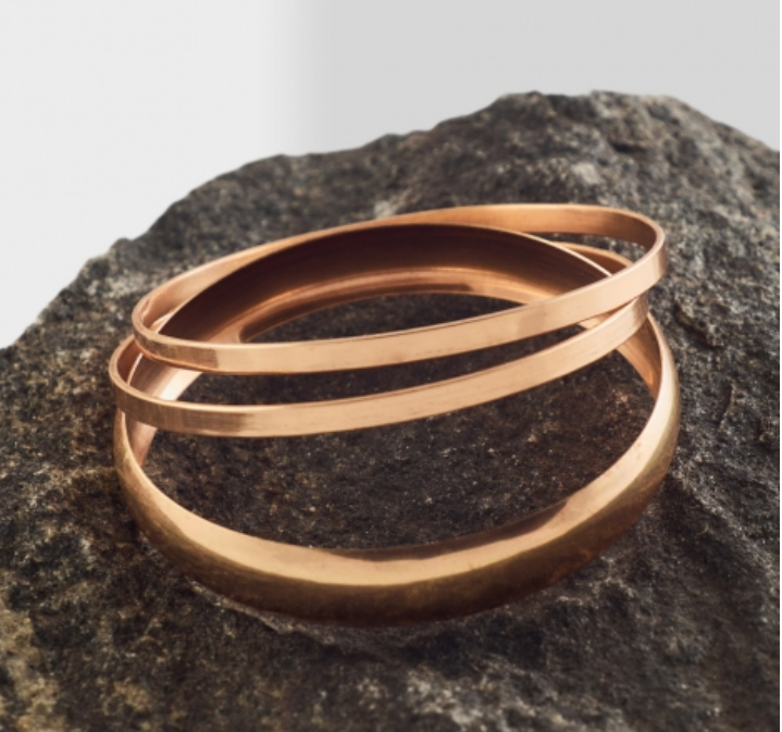 Crafted in Copper