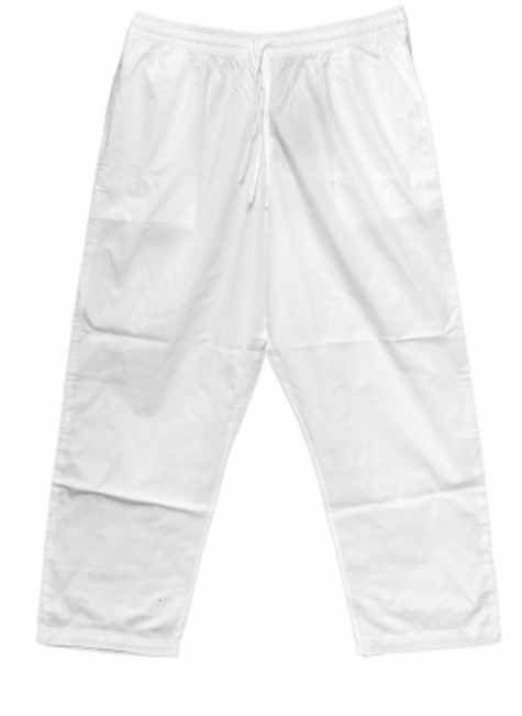 Mens Organic Cotton Sadhana Pyjama - White