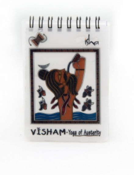 Isha Notepad Small