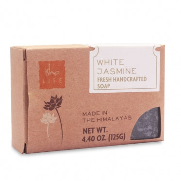 White Jasmine Handmade Soap, 125 gm