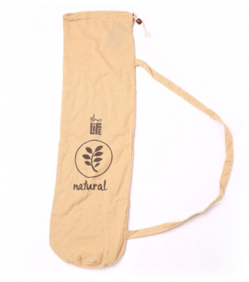 Natural Yoga Mat Cover