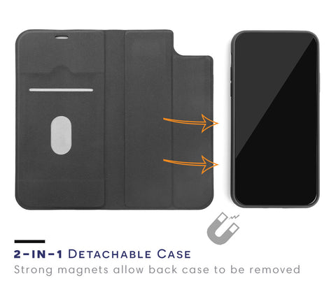 TechXS iPhone COVR Series - Detachable Case