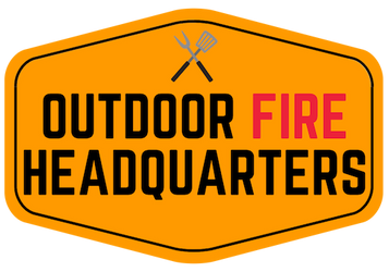 outdoor fire headquarters logo
