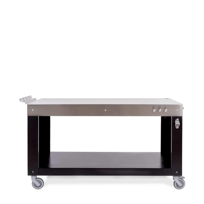 "Alfa 40"" Stainless Steel Base and Prep Station (ACTAVO-100) - Alfa"