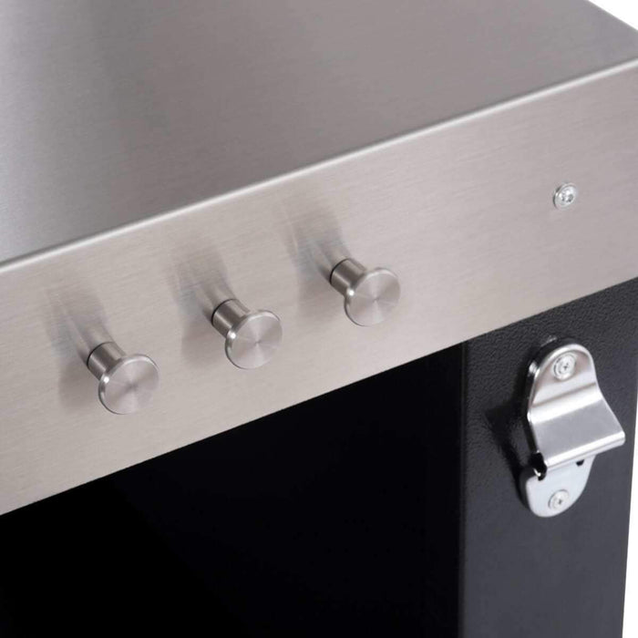 "Alfa 40"" Stainless Steel Base and Prep Station (ACTAVO-100)"