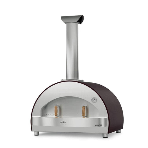 Alfa 4 Pizza Copper Outdoor Pizza Oven - Alfa