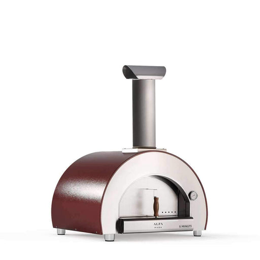 Alfa 5 Minuti Copper Outdoor Pizza Oven - Alfa