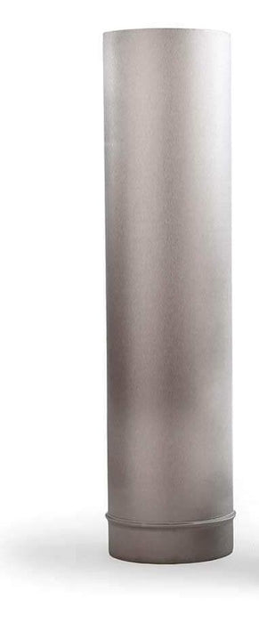 Alfa Polished Chimney 180Mm (Quattro)