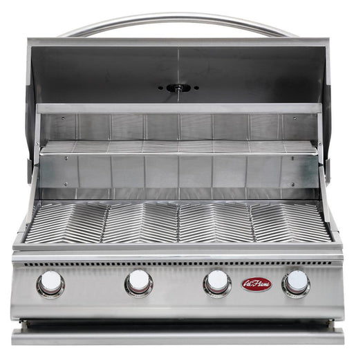 BBQ Built in Grills G 4 Burner-LP - Cal Flame