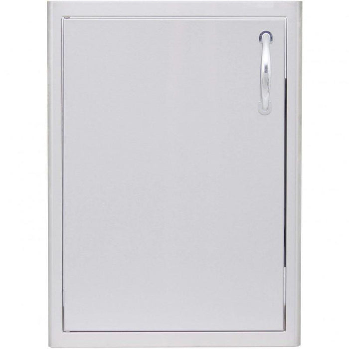 Blaze 18-Inch Single Access Door - Vertical - Left Handed - Blaze
