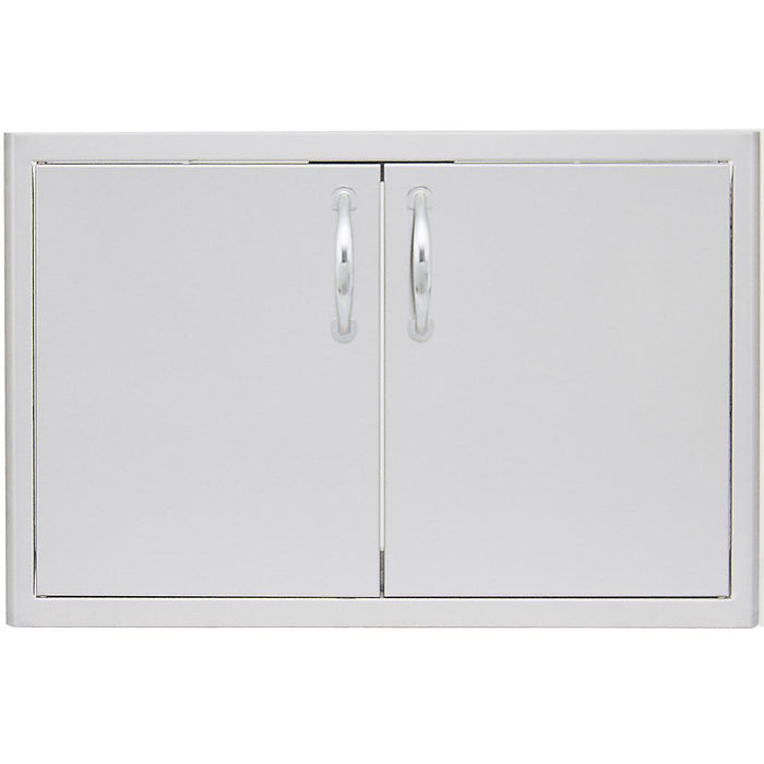 Blaze 32 Inch Double Access Door With Paper Towel Dispenser