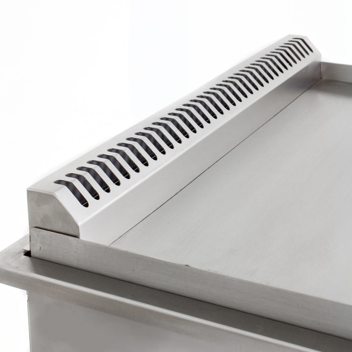 Blaze Built-in Natural Gas Griddle with Lights