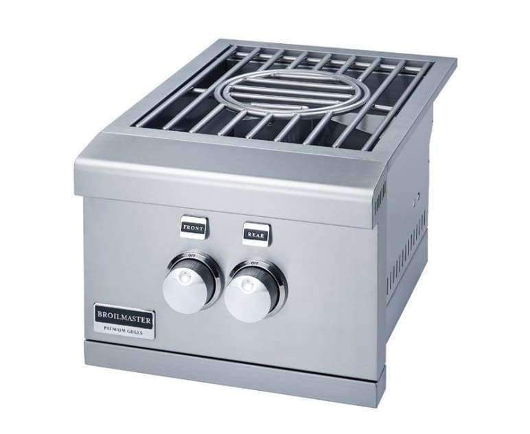 Accessories - Broilmaster Side Burner - Power, 16-in., Slide In