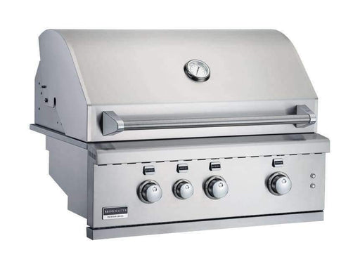 Broilmaster Stainless Steel 34-inch Built in BBQ Grill - Broilmaster