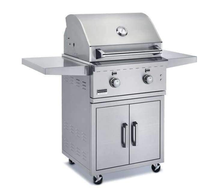 Broilmaster Stainless Steel Cart For 26In Grill Head - Accessories