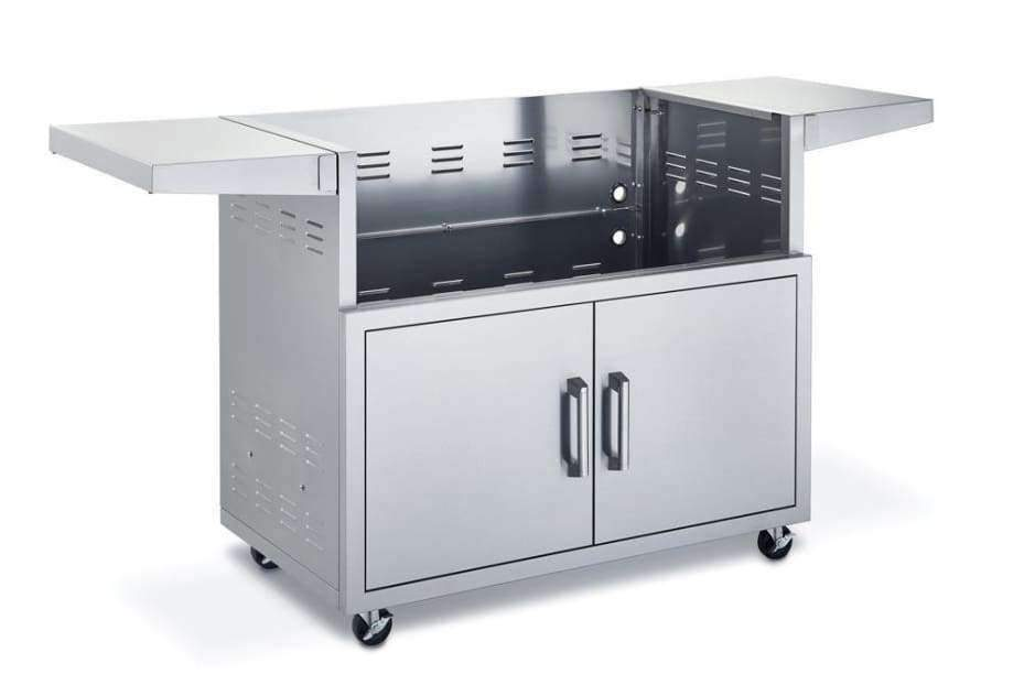 Accessories - Broilmaster Stainless Steel Cart For 42in Grill Head