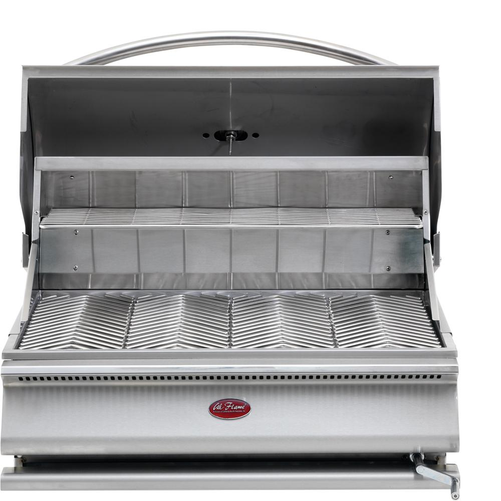 Cal Flame G Series Built In Charcoal Grill