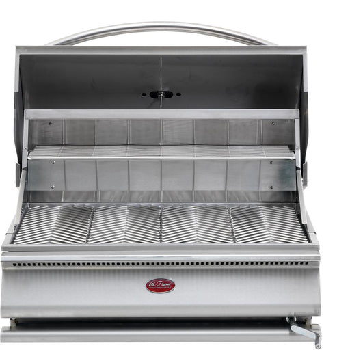 Cal Flame G Series Built In Charcoal Grill - Cal Flame