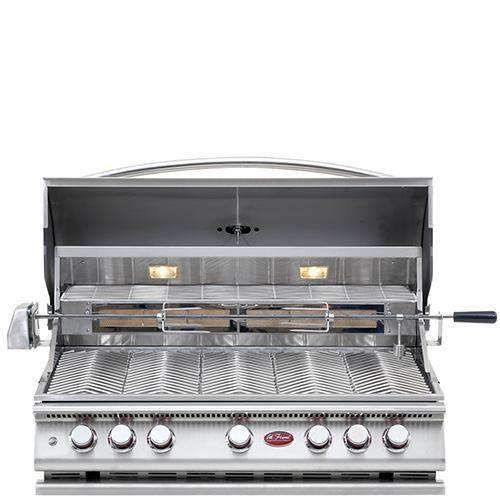 Cal Flame Grill P5 5 Burner Built In BBQ