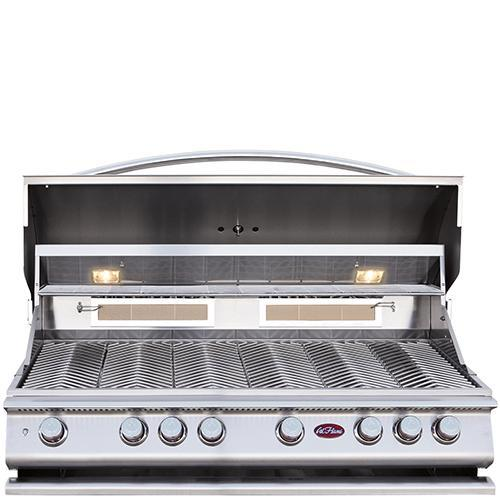 Cal Flame P6 Built in 6 Burner Gas Grill - Cal Flame
